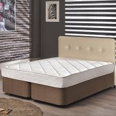 90x190 Cm Çocuk Yatağı Yarı Ortopedik Yatak...