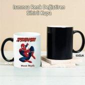 Spiderman Kişiye Özel Sihirli Kupa Pi213
