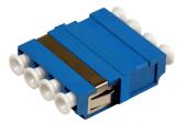 Adapter (Coupler) Lc Quad Sm