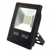 10W-30W-50W Watt Yeşil Bahçe Led Aydınlatma Çim Projektörü+Fiş -4