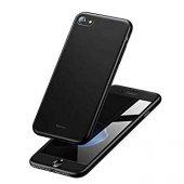 Baseus Fully Protection Kılıf İphone 7plus 8plus Siyah