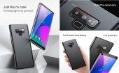 Baseus Wing Samsung Galaxy Note 9 Kılıf Siyah-4