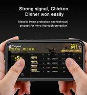 Baseus Manyetik Metalic Gümüş iphone X / XS Kılıf-5
