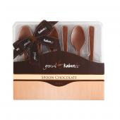 Sütlü Kaşık Çikolata