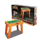 Ahşap Ayaklı Bilardo Masası Oyunu Yeni Ücretsiz...