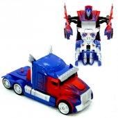 Tek Tuşla Dönüşen Çek Bırak Transformers Kamyon...