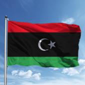 Libya Bayrağı 150*225