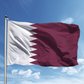 Katar Bayrağı 150*225