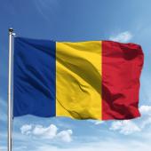 Romanya Bayrağı 50*75 Cm