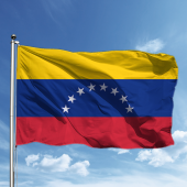 Venezuela Bayrağı 70*105 Cm