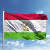 Tacikistan Bayrağı 150*225 Cm