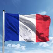 Fransa Bayrağı 100*150