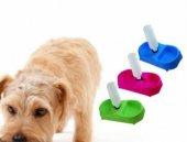 FinePet Kedi ve Köpek İçin Otomatik Su ve Mama Kabı-2