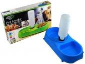 FinePet Kedi ve Köpek İçin Otomatik Su ve Mama Kabı-3