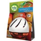 Green World Dekoratif Cam Küre Mango Kokusu 75...