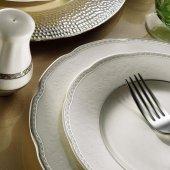 Kütahya Porselen Bone Olympos 53 Parça 12 Kişi Yemek Takımı 9824