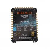 Hiremco 10 24 24 Çıkışlı Sonlu Multiswitch Santral