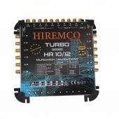 Hiremco 10 12 12 Çıkışlı Sonlu Multiswitch Santral