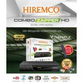 Hiremco Combo Zapper Hd Uydu Alıcısı