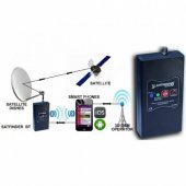 Alpsat Satfinder Bt Bluetooth Profesyonel Uydu Bulucu