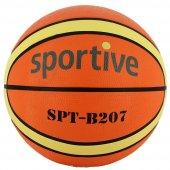 Sportive Spt B207 Pass 7 No Kauçuk Basketbol Topu