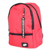 Lotto Gamet Backpack Kırmızı Sırt Çantası R5226