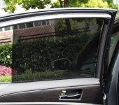 Noktalı Araba Güneşliği Yan Cam Filmi (2 Adet)...