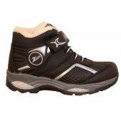 Zümrüt T16 Cırtlı Termal Kürklü Erkek Çocuk Kışlık Bot Ayakkabı