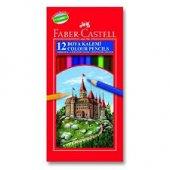 Faber Castell 12' Li Kuru Boya
