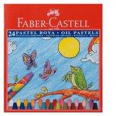 Faber Castell 24 ' Lü Pastel Boya Karton Kapak