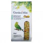 Garden Mix Super Premium Meyveli Vitaminli Muhabbet Kuşu Yemi 500