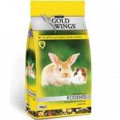 Gold Wings Classic Rodents Komple Kemirgen Yemi...