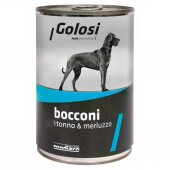 Golosi Ton Ve Morina Balıklı Köpek Konserve Maması 400 Gr