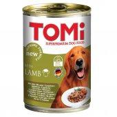 Tomi Kuzu Etli Köpek Konservesi 400 Gr