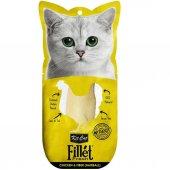 Kit Cat Fillet Fresh Chicken & Fiber (Hairball)...