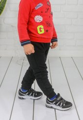 Giliola Siyah Çocuk Spor Ayakkabı