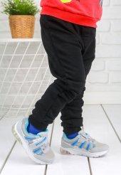 Giliola Gri Şeritli Çocuk Spor Ayakkabı
