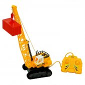 Crawler Crane 1 50 Kablo Kumandalı Vinç