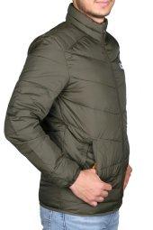 Jack Jones Erkek Şişme Mont Jorbend Stand Collar 12138350-TEC-3