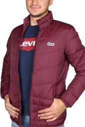Jack Jones Erkek Şişme Mont Jorbend Stand Collar 12138350-TEC-9
