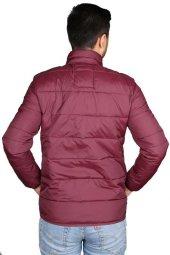 Jack Jones Erkek Şişme Mont Jorbend Stand Collar 12138350-TEC-11