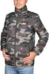 Jack Jones Erkek Şişme Mont Jorbend Stand Collar 12138350-TEC-6