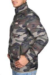 Jack Jones Erkek Şişme Mont Jorbend Stand Collar 12138350-TEC-7