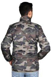 Jack Jones Erkek Şişme Mont Jorbend Stand Collar 12138350-TEC-8