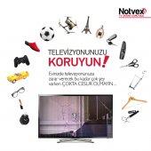 "Notvex 32"" inç 82 Ekran Tv Ekran Koruyucu-6"