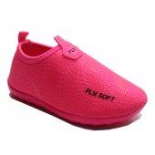 Flysoft Fuşya Su Geçirmez Aqua Anaokulu Çocuk Ayakkabısı,p044005