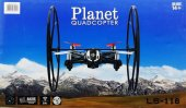 Ls 116 Planet Quadcopter Kumandalı Kameralı Drone