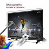"Notvex 50"" inç 127 Ekran Tv Ekran Koruyucu-5"