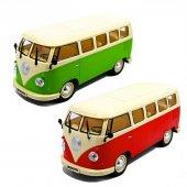 Klasik Pilli Minivan Münübüs