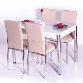 Masa Takımı Mutfak Sandalyesi Yemek Masası...